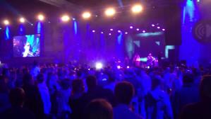 Koncert Bednarka na Hoop Likes Festivalu