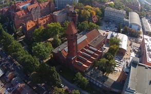 Spacer po zakamarkach 110-letniej Politechniki Gdańskiej