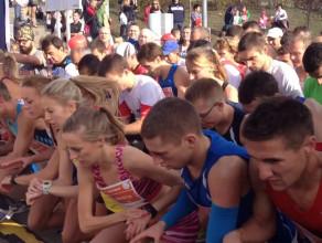 Start sopockiego biegu na 10 km