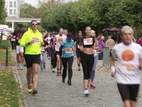 Pierwszy bieg na 10 km w Sopocie