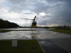 Helikopter Lotniczego Pogotowia Ratunkowego