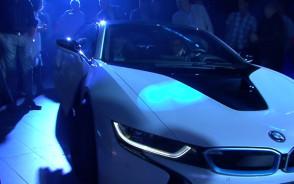 BMW i8. Wstrząs elektryczny