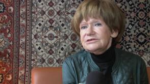 Maria Czubaszek spotkała się ze studentami