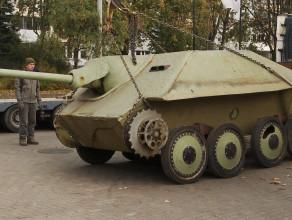 Transport niszczyciela czołgów Hetzer