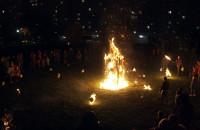 Zabawy ogniem na Zaspie