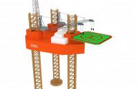 """Przebudowa platformy """"Petrobaltic"""""""