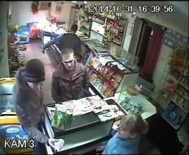 Złodzieje okradli sklep w Osowie