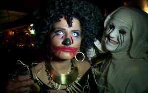 Halloween w Sfinks 700 - Nocne życie Trójmiasta