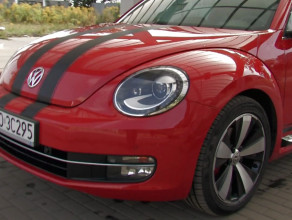 VW Beetle. Marzenie surfera