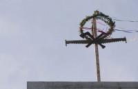 Wiecha na dworcu w Sopocie