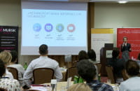 """Konferencja w ramach projektu """"Model usługi rozwoju strategicznych kompetencji"""