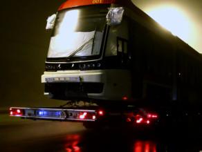 Nowy tramwaj - Pesa Jazz Duo - transport