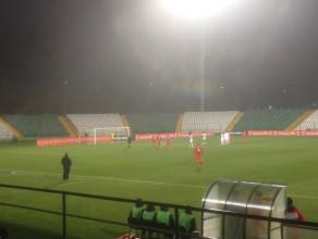 U-18: Polska - Anglia w Gdańsku. Gol z karnego
