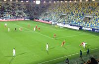 Mecz piłkarzy do lat 18 Polska - Anglia w Gdyni