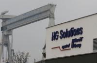 Otwarcie nowej hali firmy HG Solutions w Gdyni