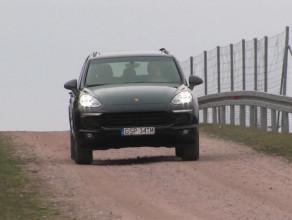 Porsche Cayenne. Jeszcze bardziej ostre