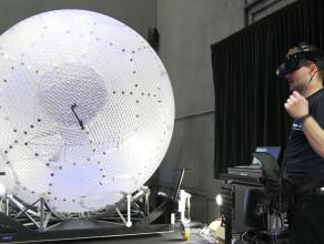 Laboratorium Zanurzonej Wizualizacji Przestrzennej