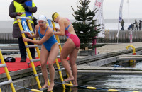 Ekstremalne pływanie dla twardzieli w Sopocie