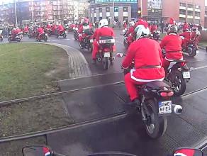 Mikołaje na motocyklach 2014 - oczami uczestnika