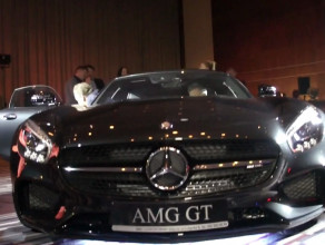 Mercedes AMG GT. Porsche musi się bać?