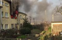 Pożar w Chyloni