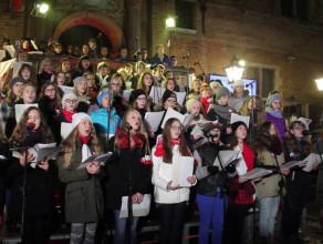 Wspólne Gdańskie Śpiewanie Pieśni Patriotycznych 2014