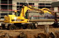 Przebudowa torów kolejowych we Wrzeszczu