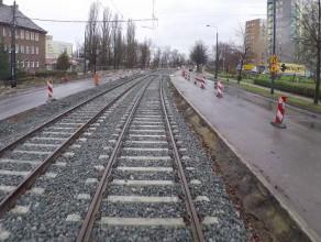 Pierwszy przejazd tramwaju na Przeróbkę i Stogi po remoncie