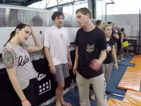 Jumpcity Freestyle Camp, czyli jak się mają trampoliny do nart