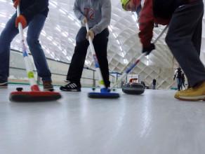 Szachy na lodzie, czyli curling dla każdego
