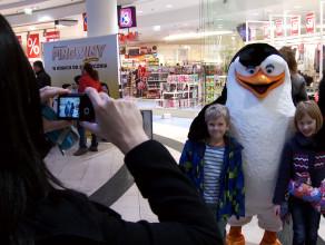 Kreskówkowe pingwiny bawią po raz kolejny