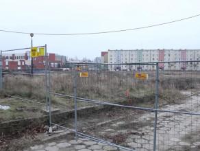 Prace na działce Invest Komfortu w Brzeźnie
