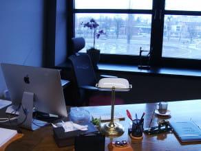 Otwarcie biura Lecha Wałęsy w ECS