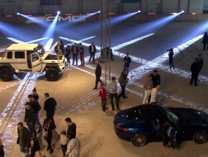Najlepsze Mercedesy AMG na sopockim hipodromie
