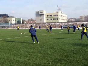 Gra taktyczna piłkarzy Arki Gdynia