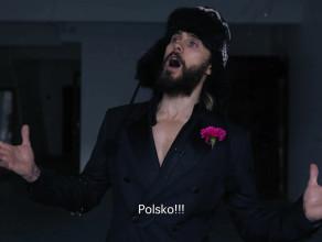 Jared Leto zaprasza na koncert 30 Seconds To Mars w Ergo Arenie