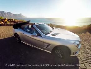 Mercedes SL. Legenda trwa