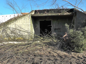 Dawne obiekty wojskowe do wyburzenia na Stogach