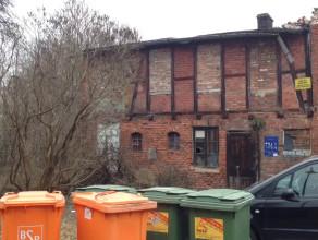 Stary budynek przy Polanki na straty?
