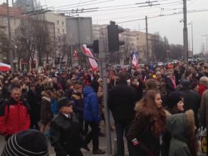 Gdyński marsz dla Żołnierzy Wyklętych