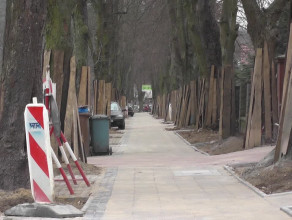 Prawie gotowa przebudowa ul. 23 Marca w Sopocie