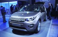 Premiera nowego Land Rovera Discovery Sport