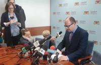 Oświadczenie Pawła Adamowicza w sprawie prokuratorskich zarzutów