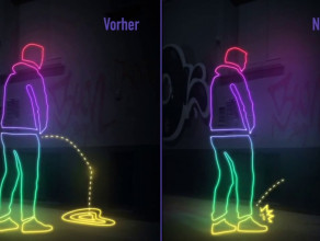 """""""St. Pauli odsikuje"""" akcja przeciw sikaniu w miejscach publicznych"""