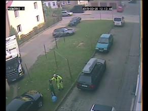 Pobicie przez kierowcę śmieciarki z PRSP Gdańsk