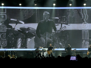 Bryan Adams zagrał w Ergo Arenie