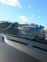 Wypadek 3 aut na obwodnicy