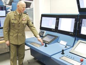 System zarządzania walką Kormorana II