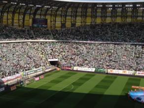 """""""My wierzymy"""" przed meczem Lechia - Legia"""