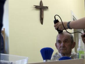 Fryzjer dla bezdomnych